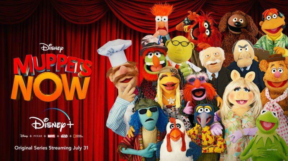 Muppets Now (Divulgação / Disney)