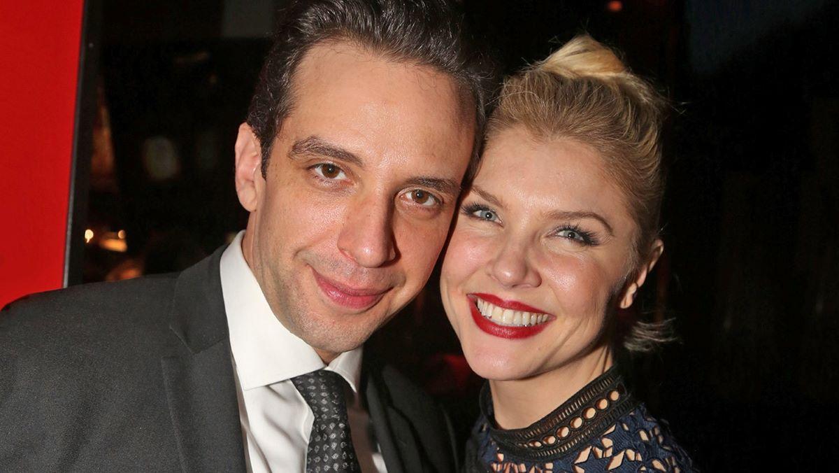 Nick Cordero e Amanda Kloots (Foto: Divulgação)
