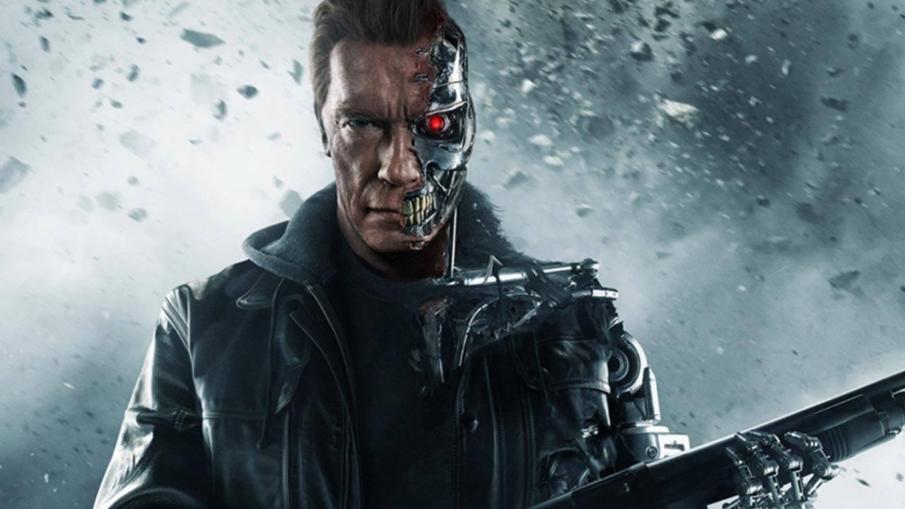 """""""O Exterminador do Futuro"""""""