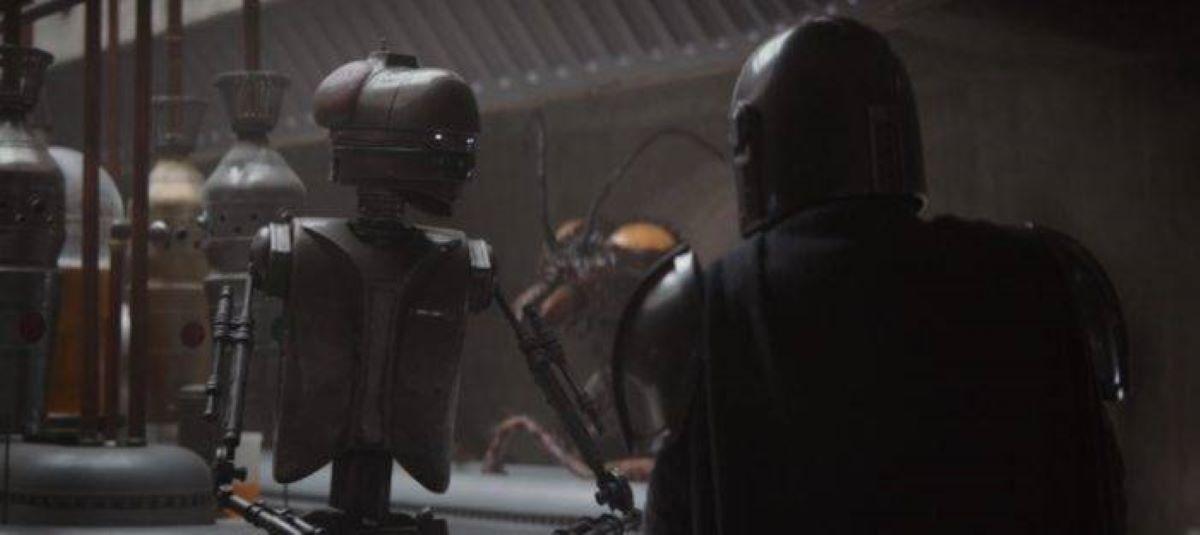 Cena de O Mandaloriano (Foto: Reprodução / LucasFilm)
