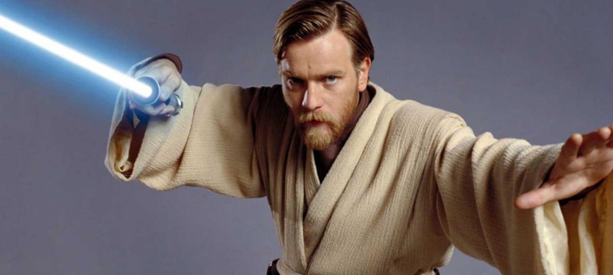 Em Obi-Wan Kenobi, Ewan McGregor está de volta (Imagem: Divulgação)