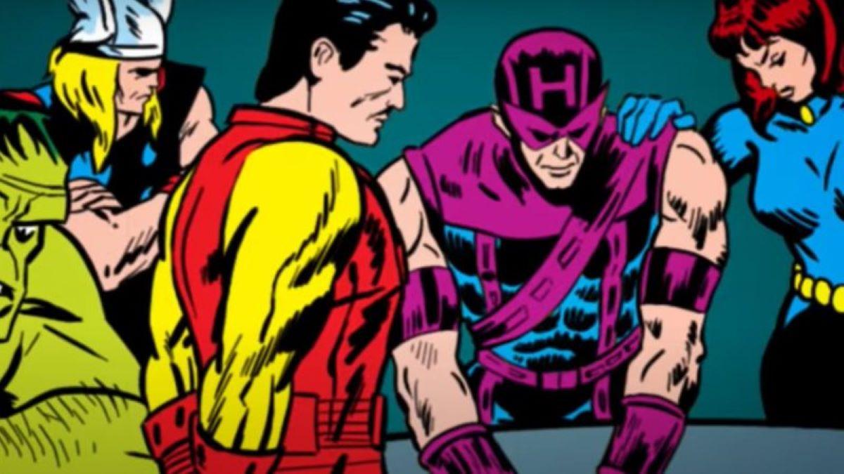 Avengers TV Cartoon (Reprodução / Red Moon Arcade)