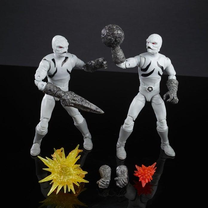 Bonecos de Massaa (Divulgação / Lightning Collection)