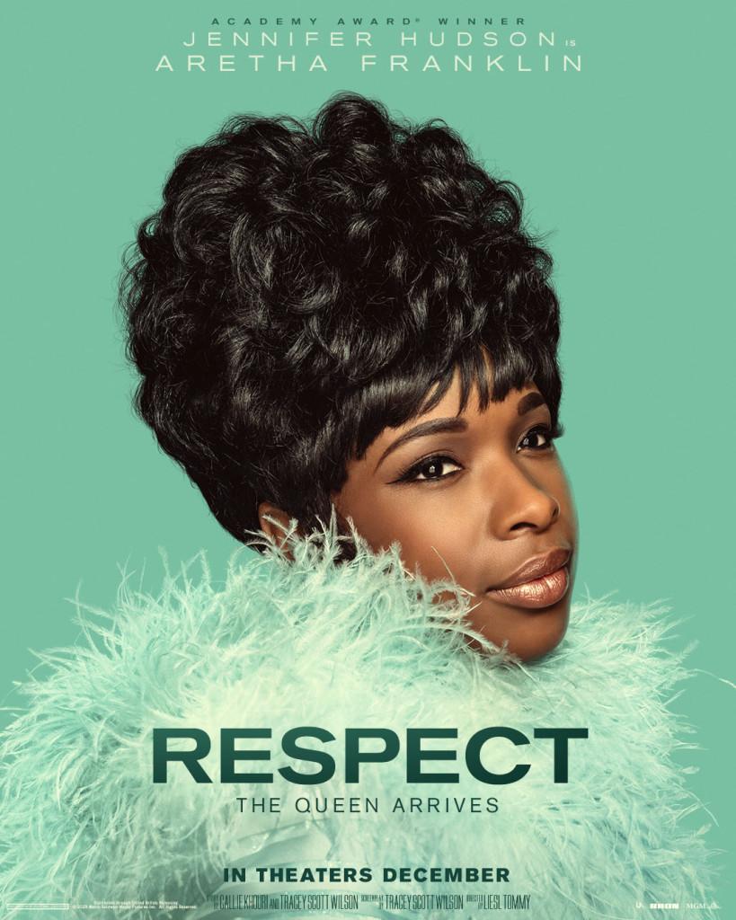 Respect: Jennifer Hudson é Aretha Franklin trailer da ...