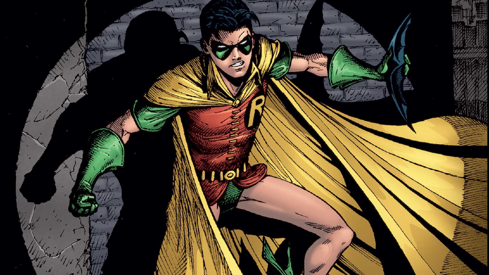 Robin (Divulgação / DC Comics)