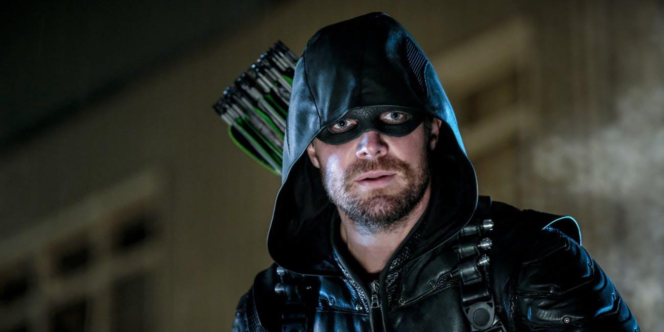 Oliver Queen, o personagem principal de Arrow (Imagem: Divulgação)