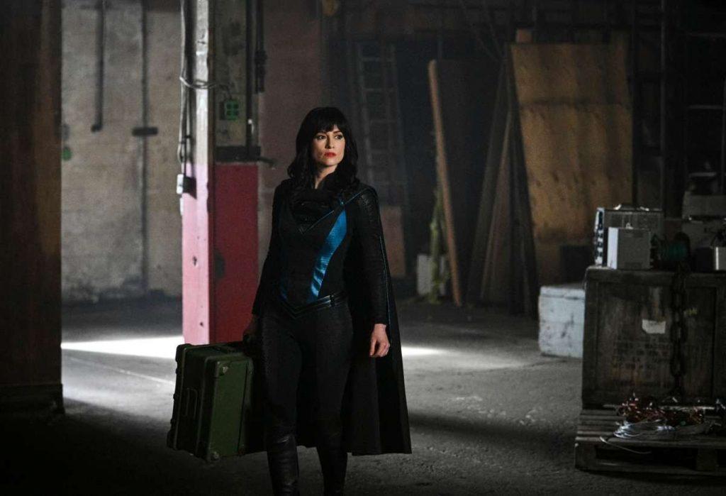 Traje de Alex em Supergirl