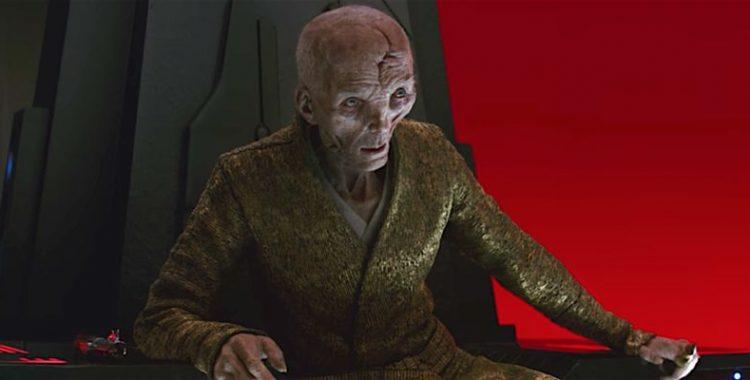 Supremo Líder Snoke