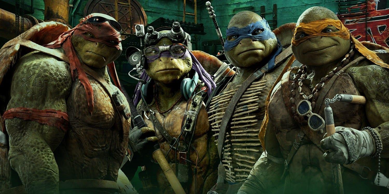 As Tartarugas Ninja (Foto: Divulgação / Nickelodeon)