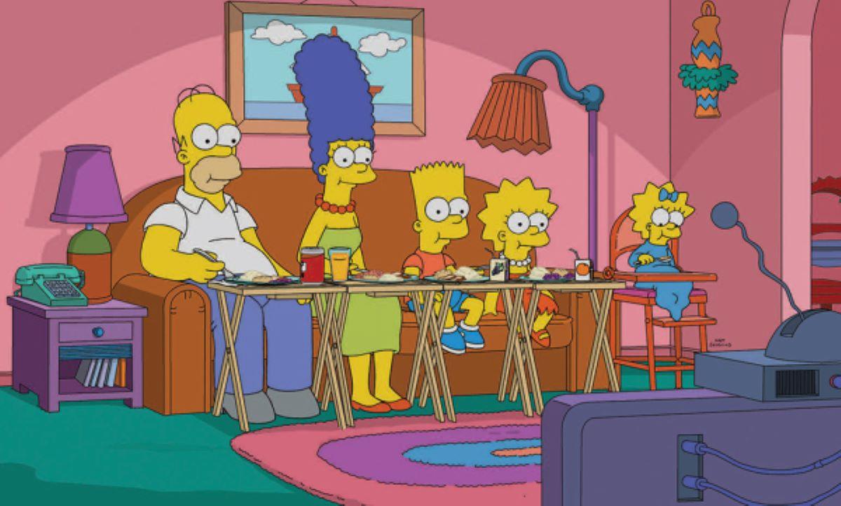 Os Simpsons (Divulgação / 20th Century Studios)