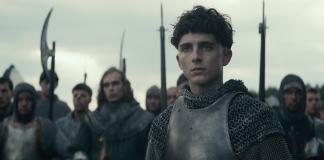 Timothée Chalamet é o protagonista de The King, da Netflix (Foto: Divulgação)