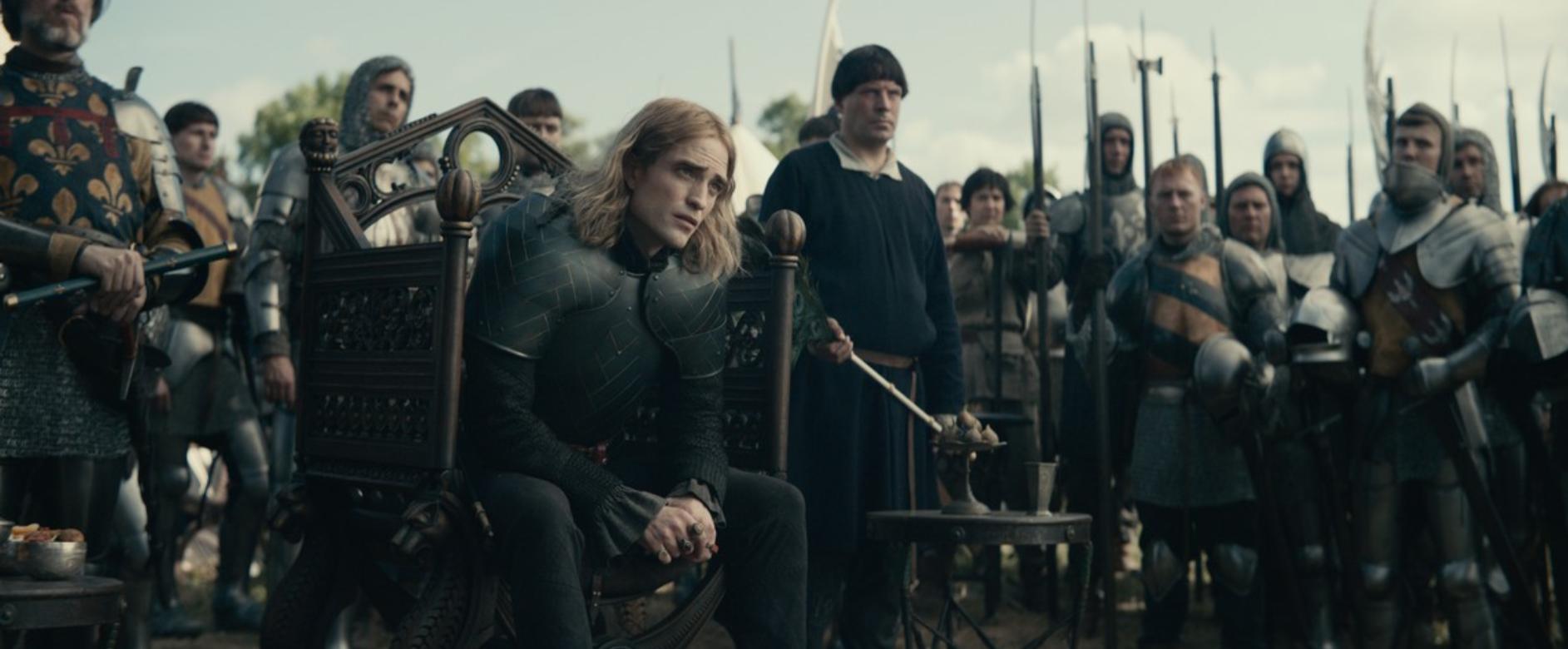 The King, da Netflix, chegou com aprovação em alta no Rotten Tomatoes (Foto: Divulgação)