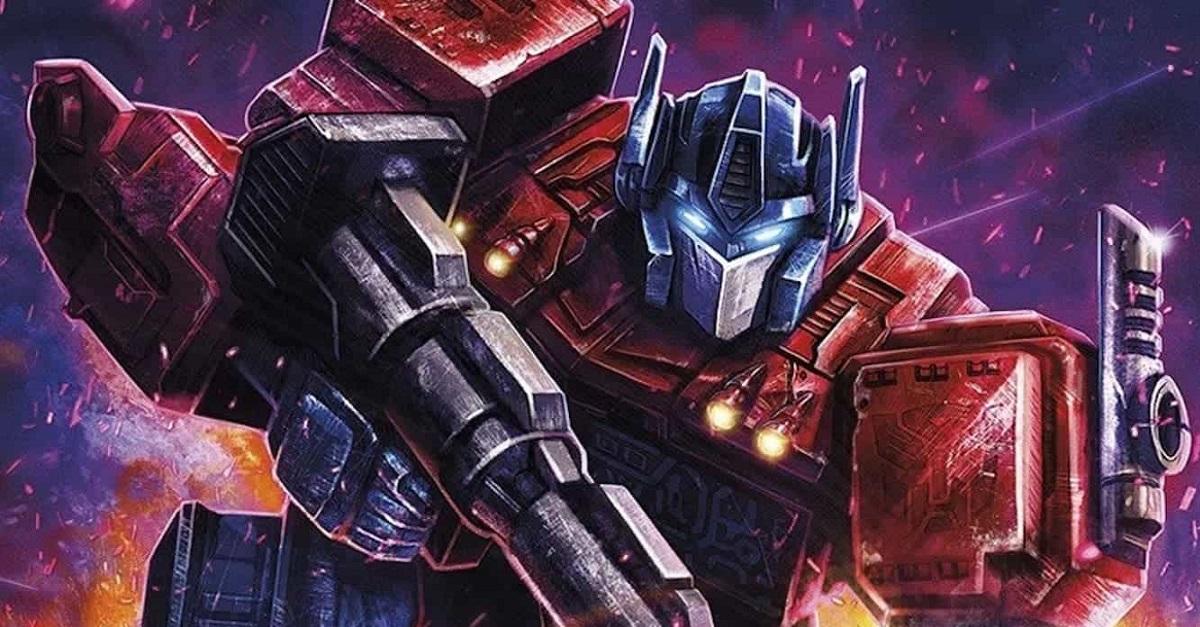 Transformers: War For Cybertron (Divulgação / Netflix)