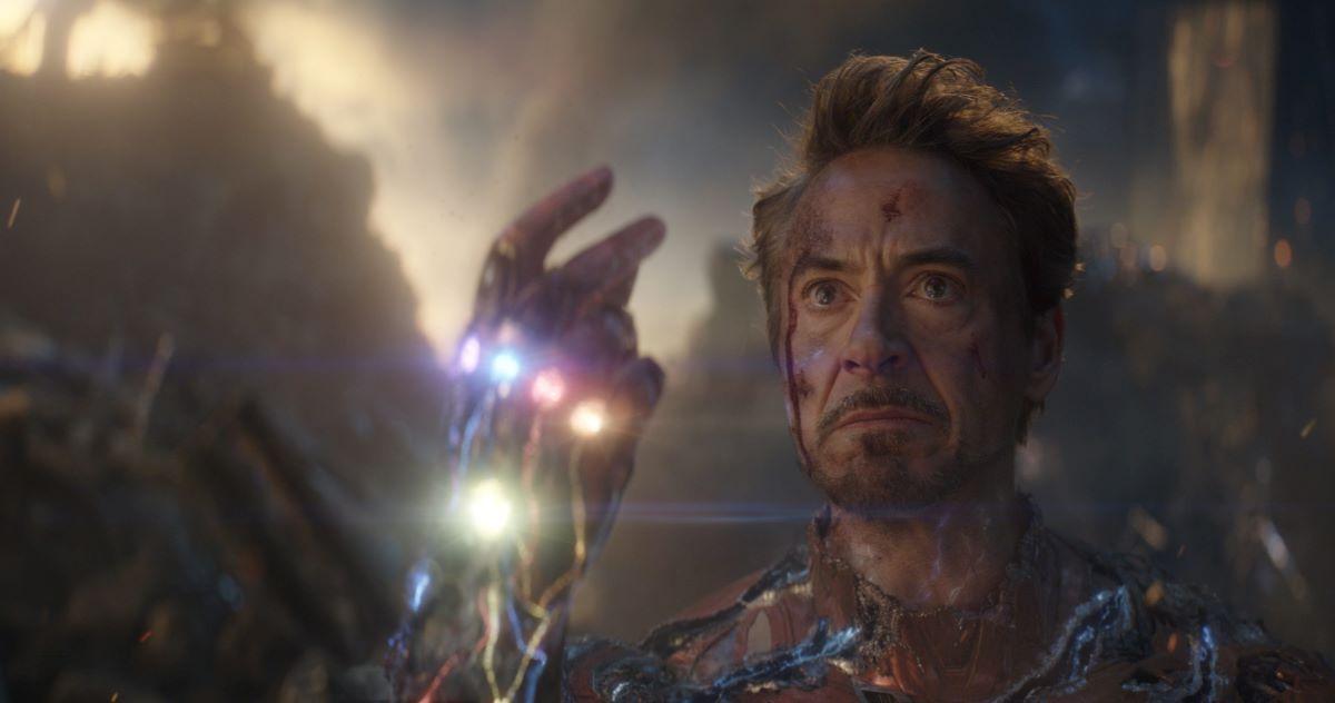 Tony Stark / Homem de Ferro em Vingadores: Ultimato (Reprodução / Marvel)