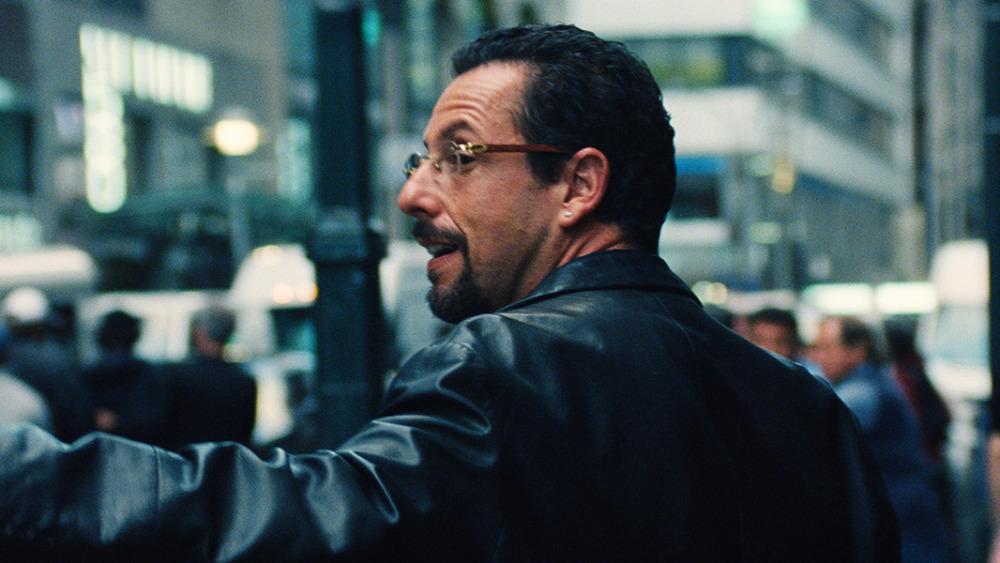 Adam Sandler em cena do thriller Uncut Gems, que promete indicação ao Oscar (Divulgação)