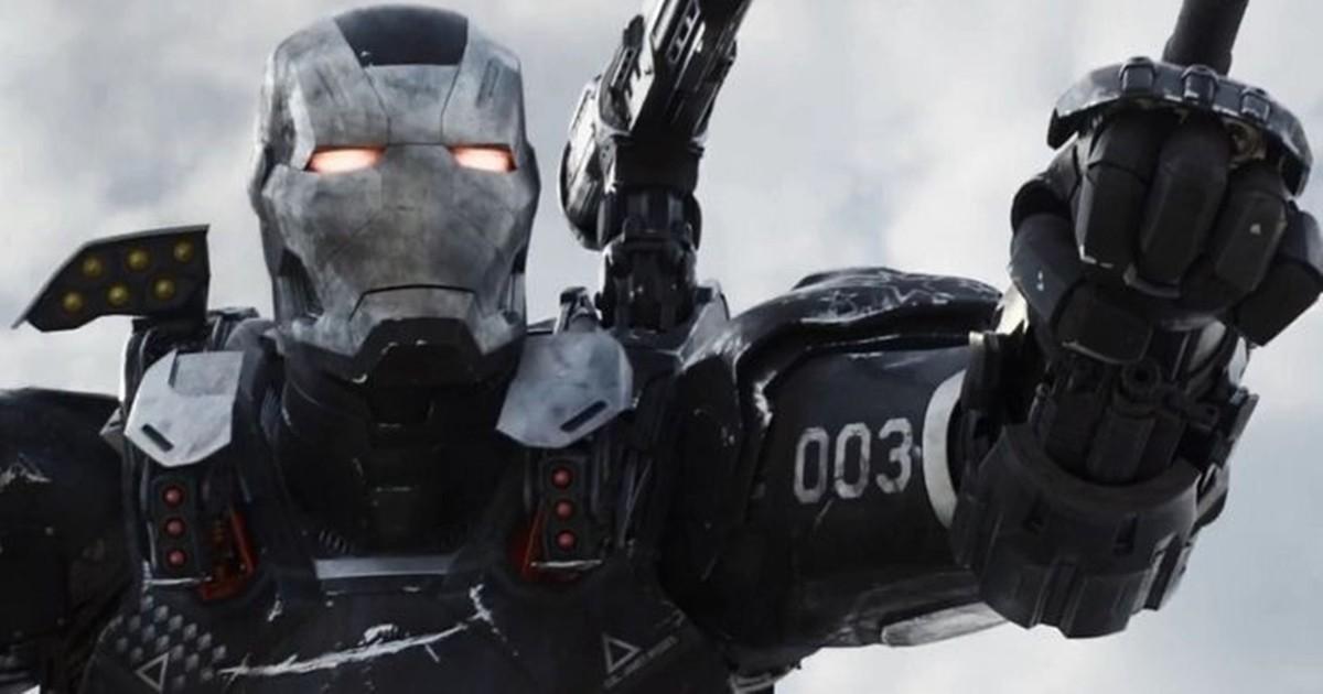 Máquina de Combate (Marvel / Disney)