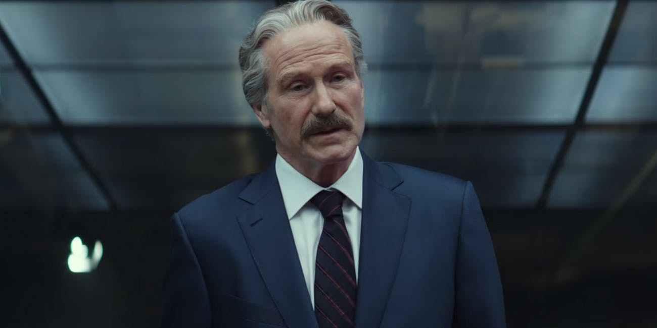 O ator William Hurt, que voltará a viver o General Ross (Reprodução)
